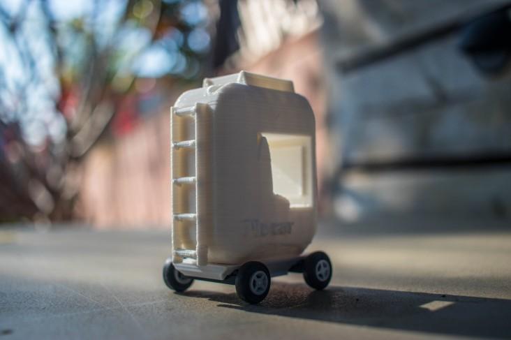 Autonomous Car set 1 (3 of 6)