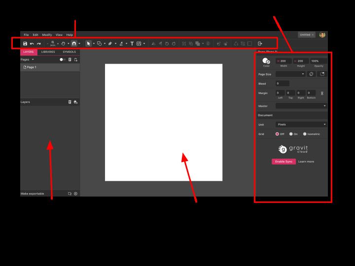 Gravit Designer QuickStart Guide