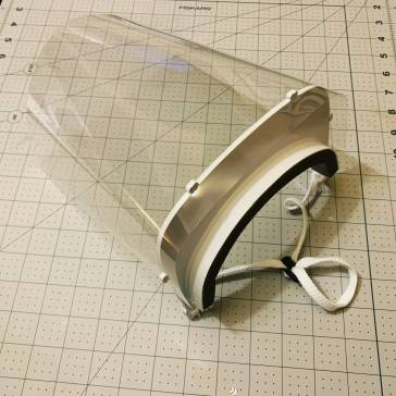 The Budmen Industries Face Shield